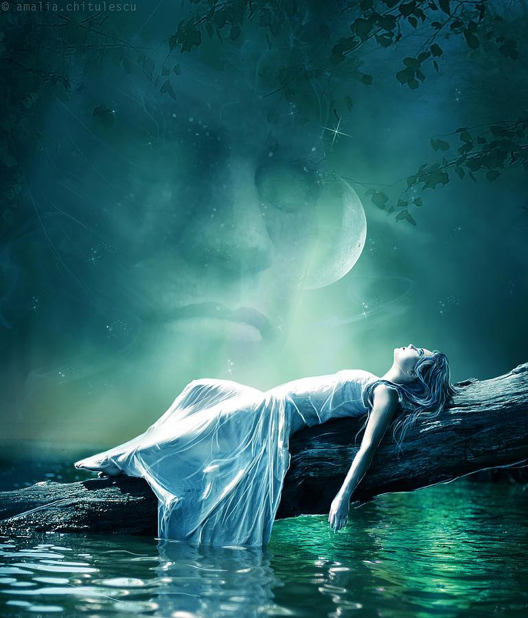 Evening Star Digital Art