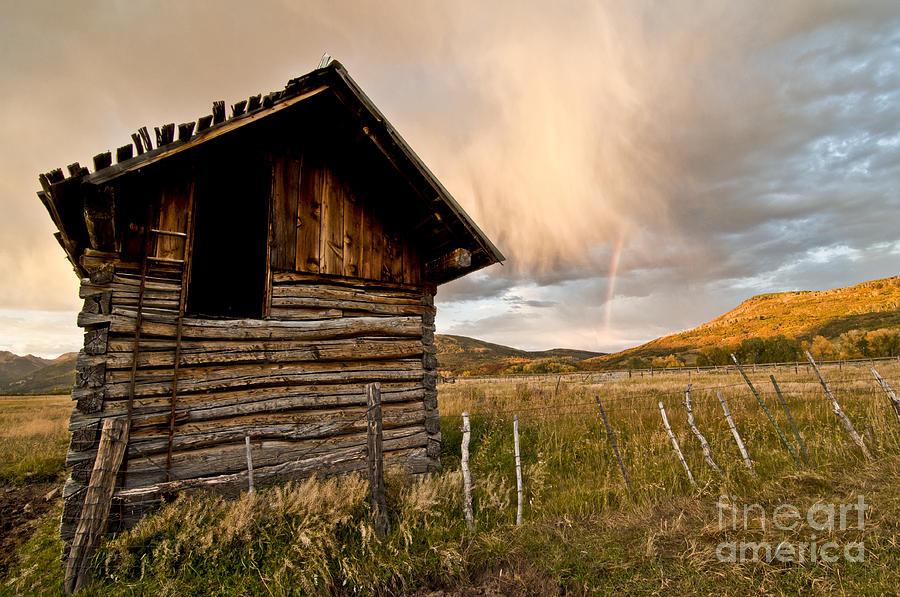 Durango Photograph - Evening Storm by Jeff Kolker
