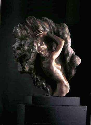 Ex Nihilo Fragment 7 Full Scale Sculpture