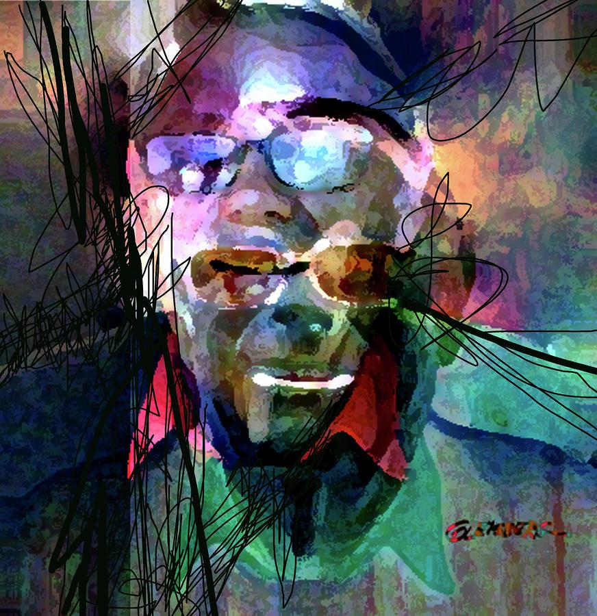 Excedrin Headache 17 Digital Art