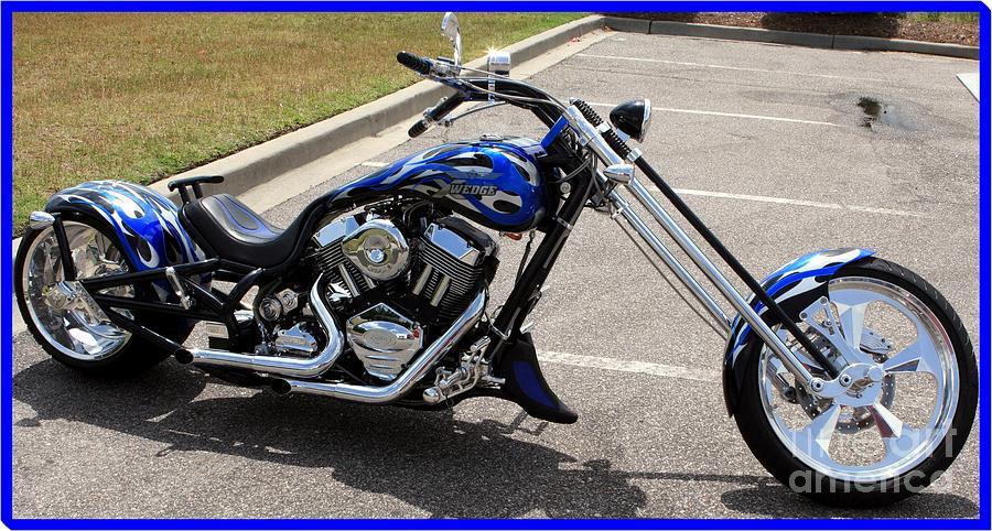 exotic motorcycles randy matthews