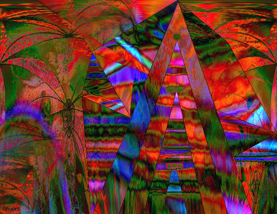 Paula Ayers Digital Art - Exploration by Paula Ayers