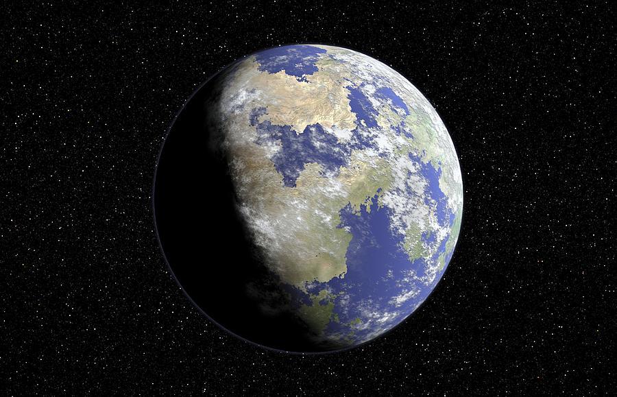 extrasolar planets like earth - photo #31