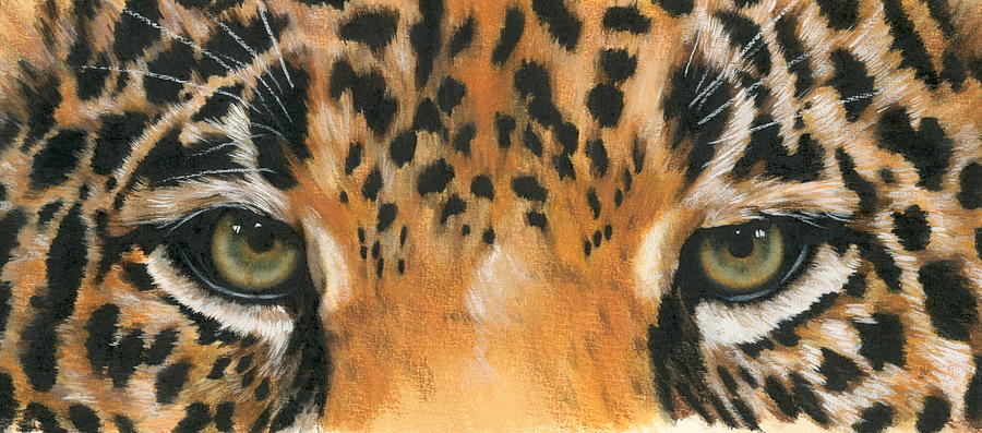 Eye-catching Jaguar Painting