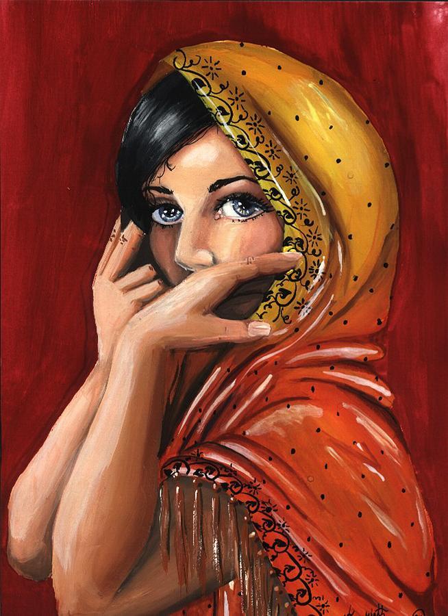 Eyes Painting