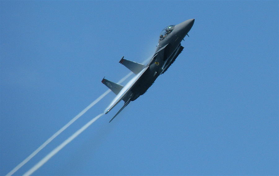 F-15 Strike Eagle Photograph