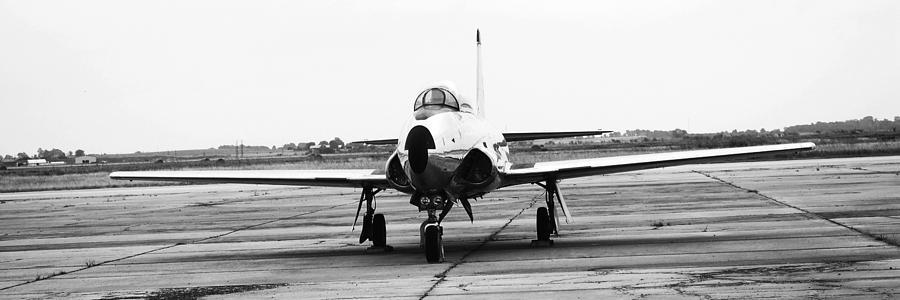 F-80 Shooting Star Photograph
