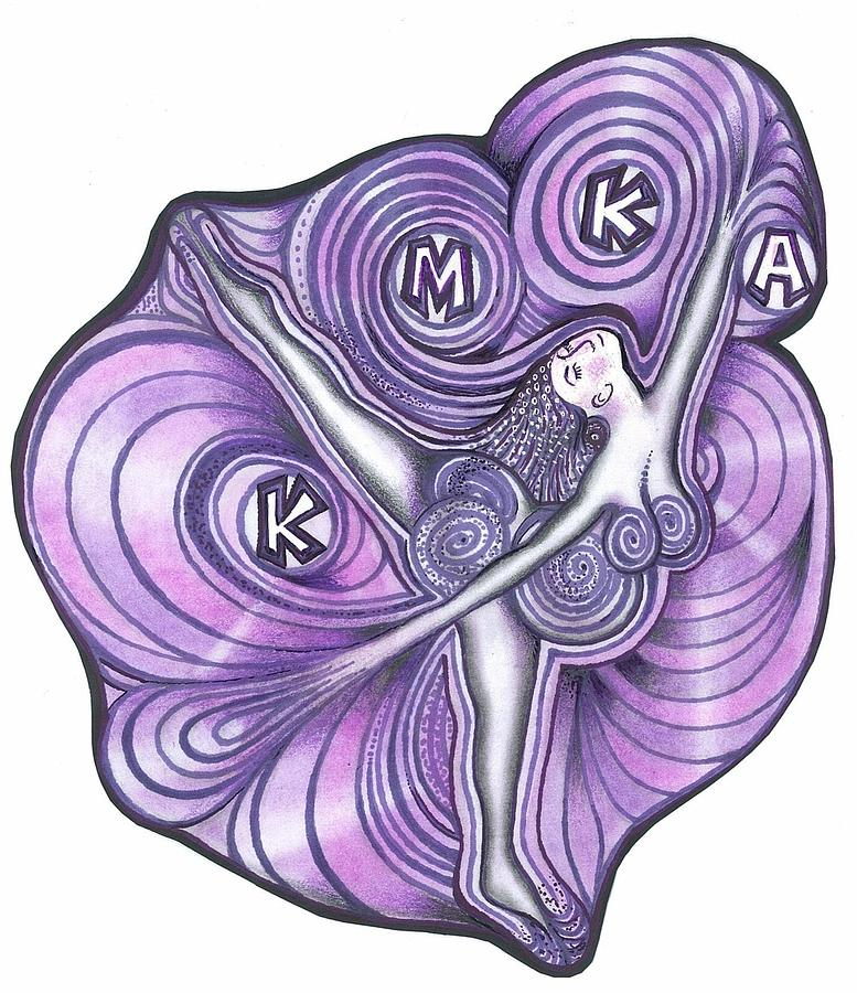Fabulous Mothers Logo Drawing
