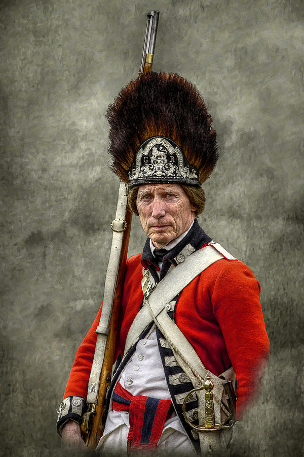 The gallery for --> Revolutionary War British Soldiers