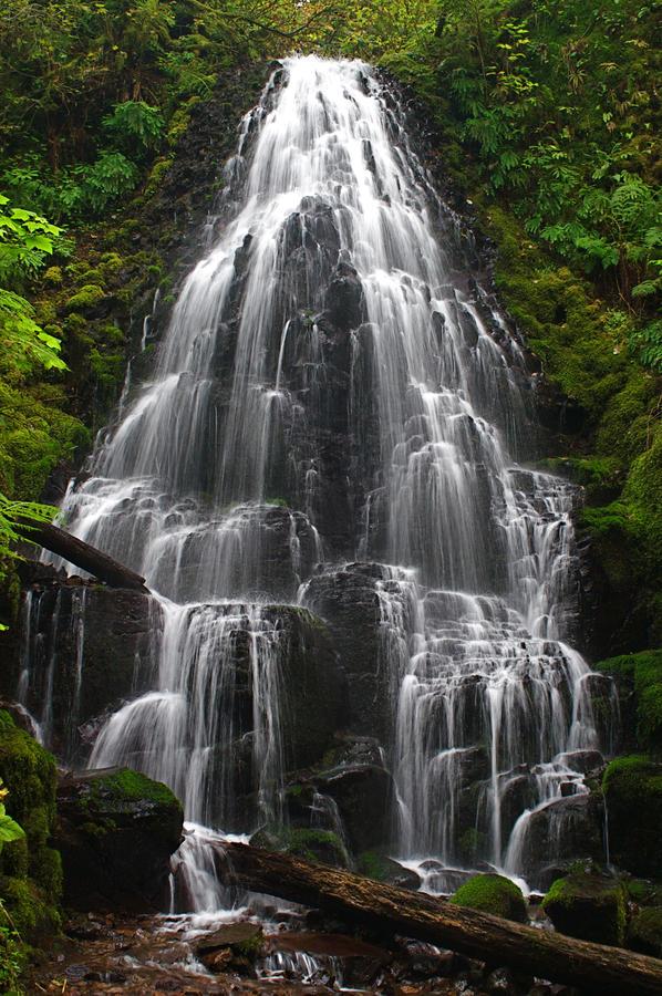 Fairy Falls Photograph