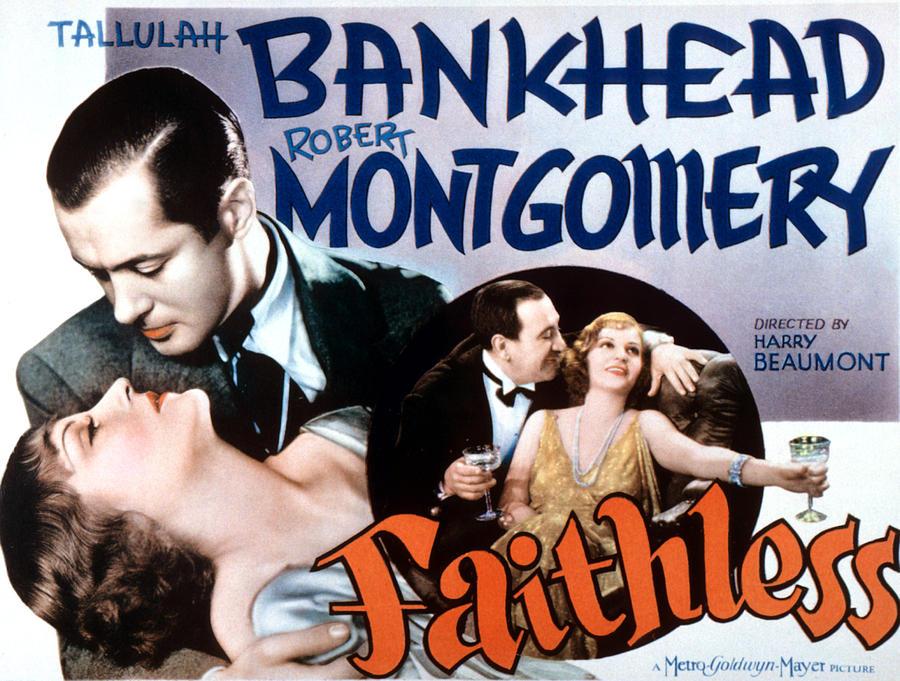 Tallulah Bankhead poster