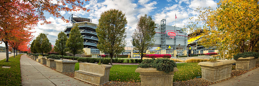 Fall Heinz Field Photograph