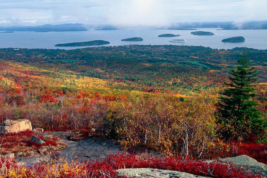 beautiful fall scenic view - photo #44