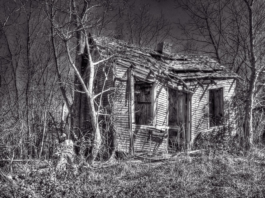 Dilapidated Photograph - Fallen by William Fields