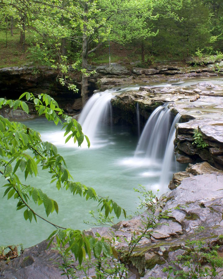 Falling Water Falls 4 Photograph