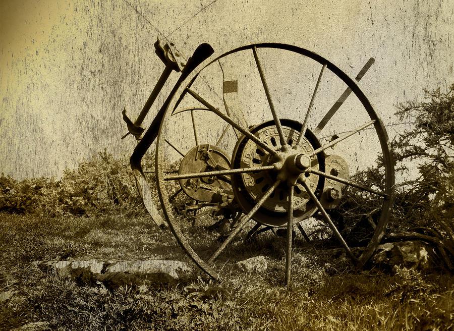 Farm Machinery Photograph