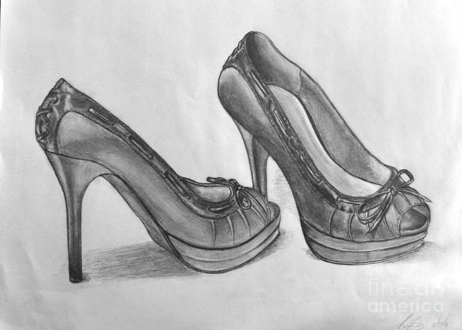 Favorite Heels by R B