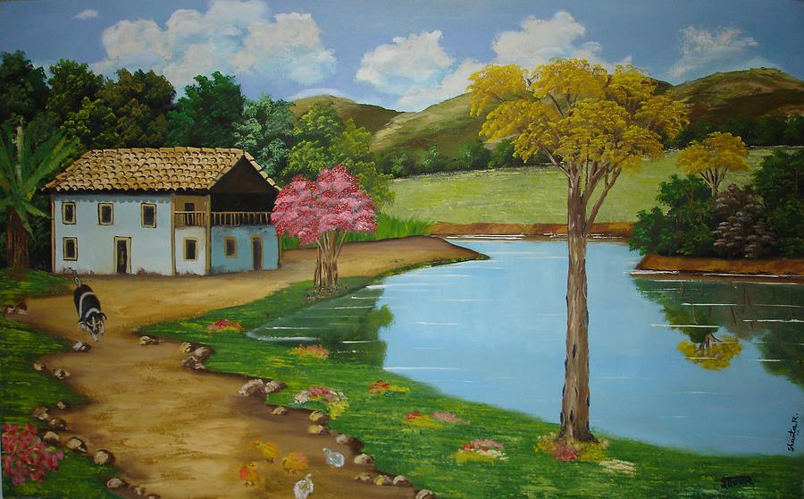 Fazenda Painting