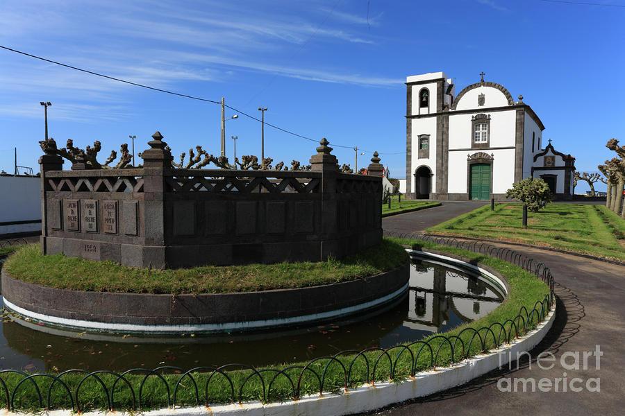 Fenais Da Ajuda - Azores Photograph