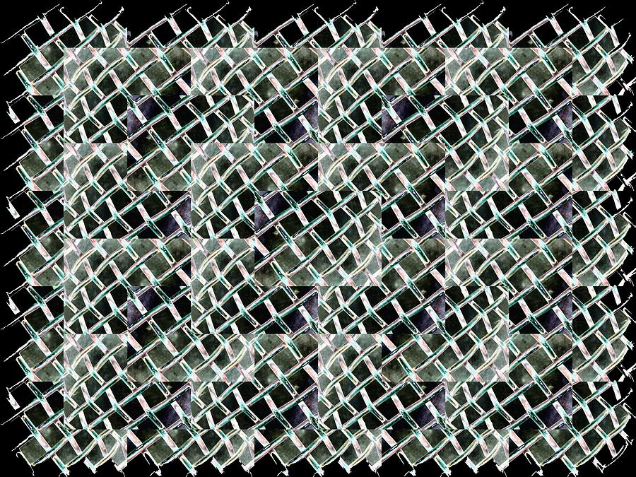 Fenced Digital Art