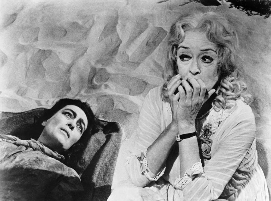 Film: Baby Jane, 1962 Photograph  - Film: Baby Jane, 1962 Fine Art Print