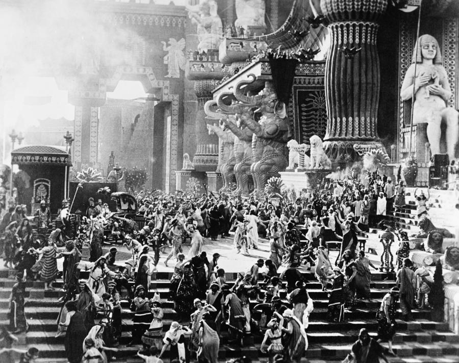 Film: Intolerance, 1916 Photograph