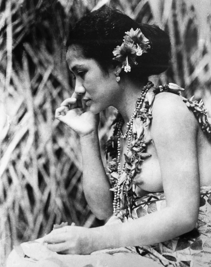 Film: Moana, 1926 Photograph