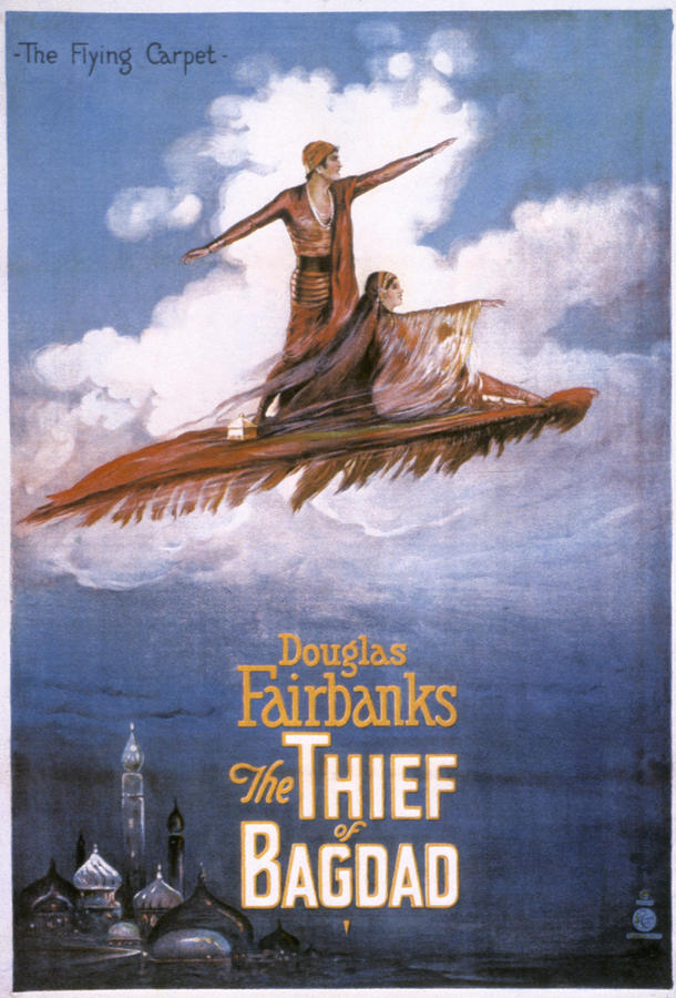 Film: The Thief Of Bagdad: Photograph