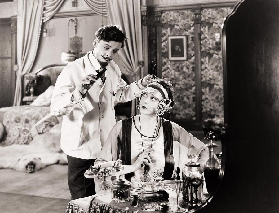 Film: The White Moth, 1924 Photograph
