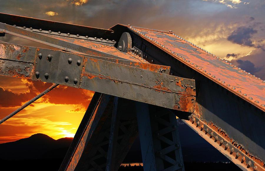 Fire Bridge Photograph