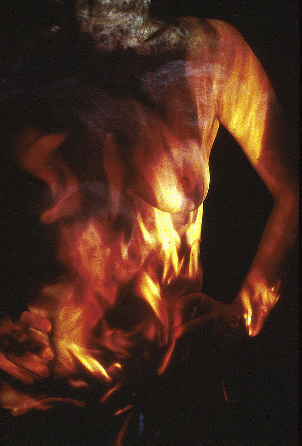 Fire Two Photograph