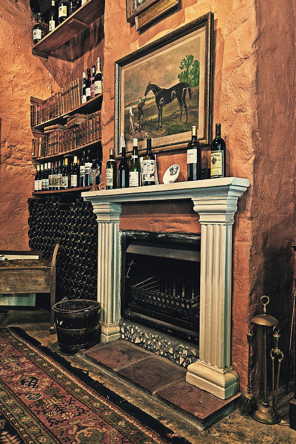 Fireplace Photograph