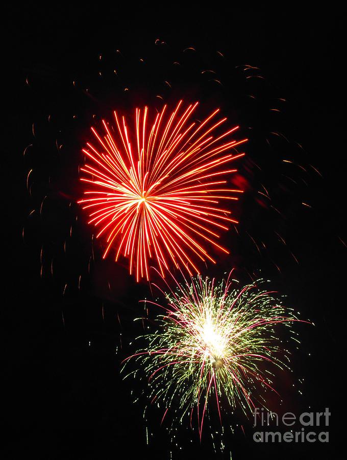 Fireworks 04 Photograph