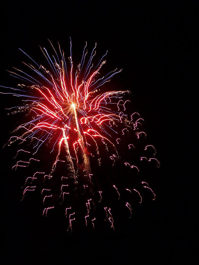 Fireworks 2 Photograph