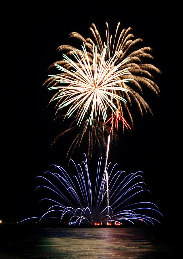 Fireworks  Abound Photograph