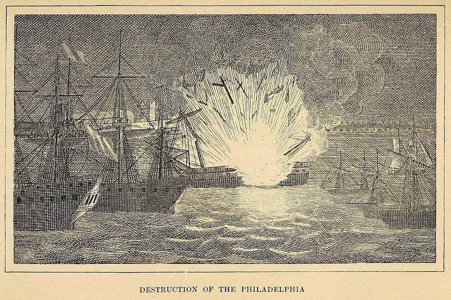 First Barbary War 1801-1805 Photograph