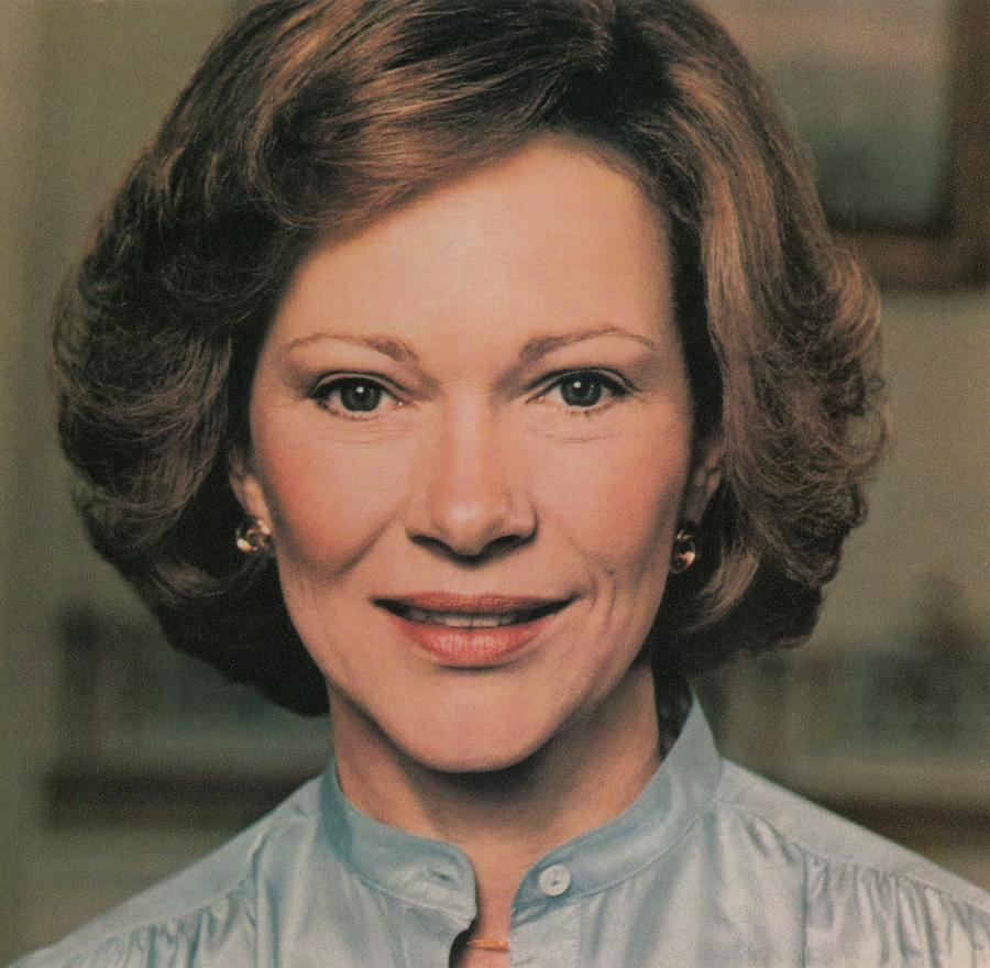 First Lady Rosalynn Carter Photograph  - First Lady Rosalynn Carter Fine Art Print