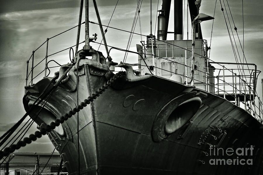 First Of Her Class. Last Of The Fleet Photograph  - First Of Her Class. Last Of The Fleet Fine Art Print