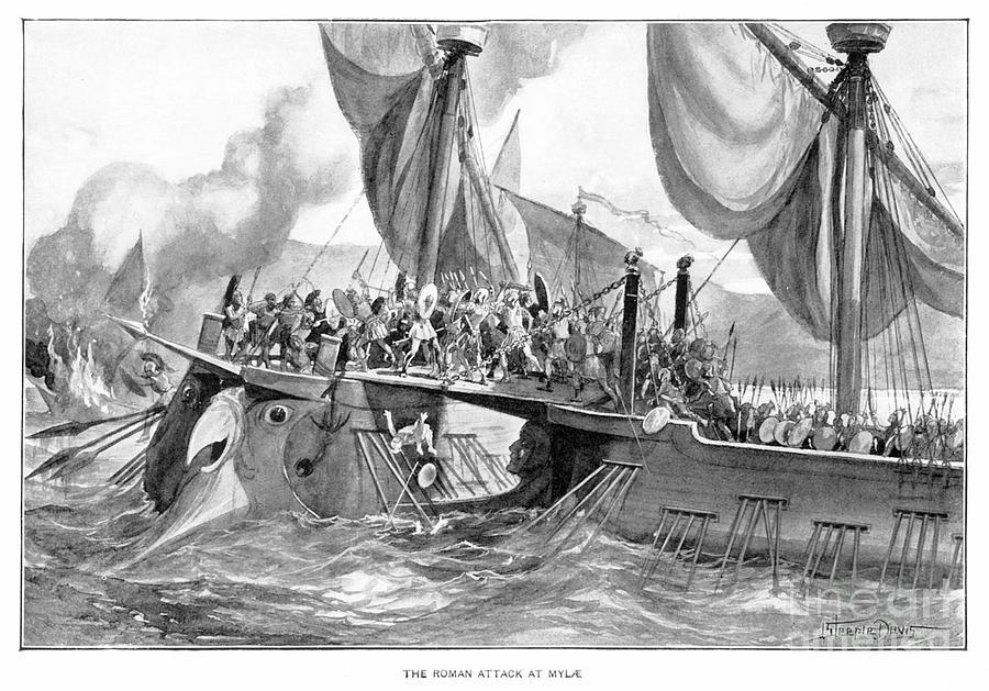 Námořní boj