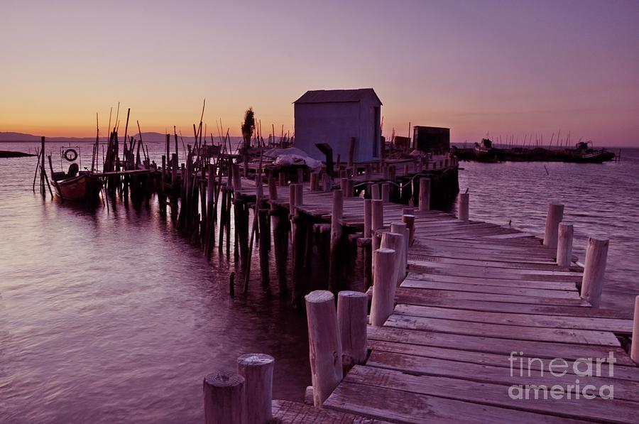 Fishermans House Photograph  - Fishermans House Fine Art Print