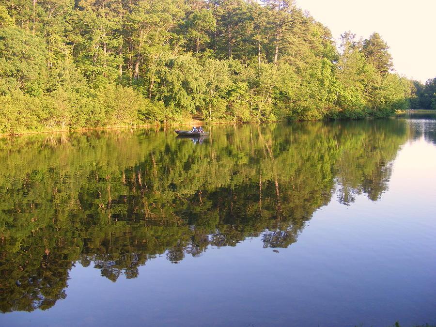 Fishing at lake oconee by elena tudor for Lake oconee fishing