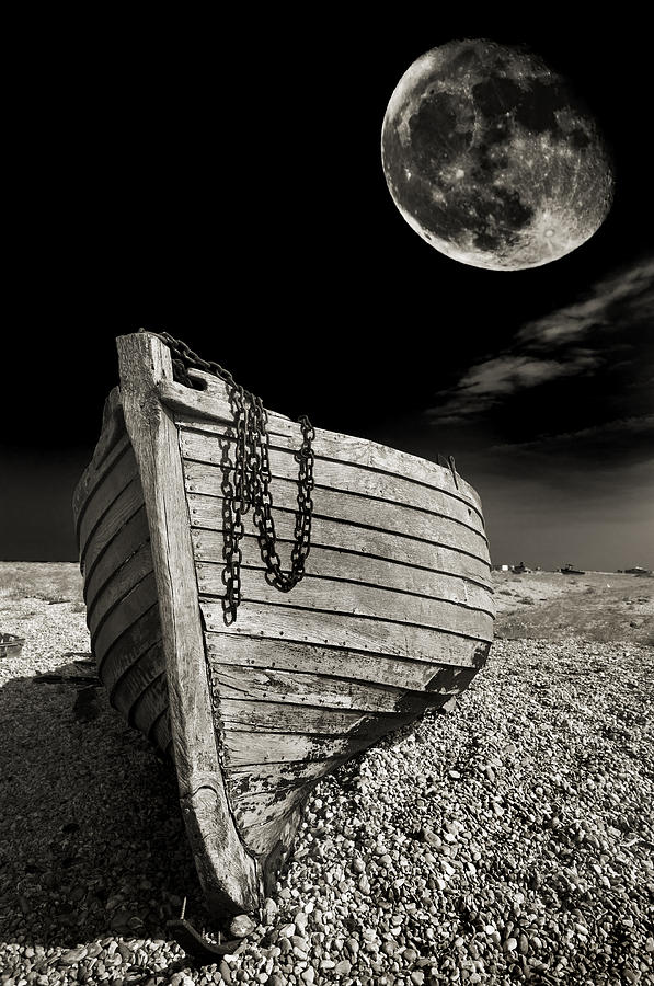 Fishing Boat Graveyard 3 Photograph  - Fishing Boat Graveyard 3 Fine Art Print