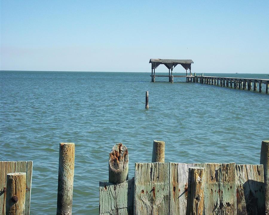 Pier iii biography for Harrison fishing pier