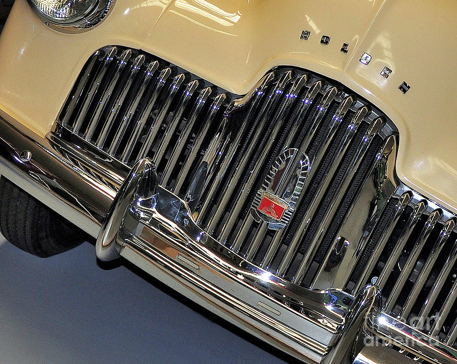 Fj Holden - Front End - Grill Photograph  - Fj Holden - Front End - Grill Fine Art Print