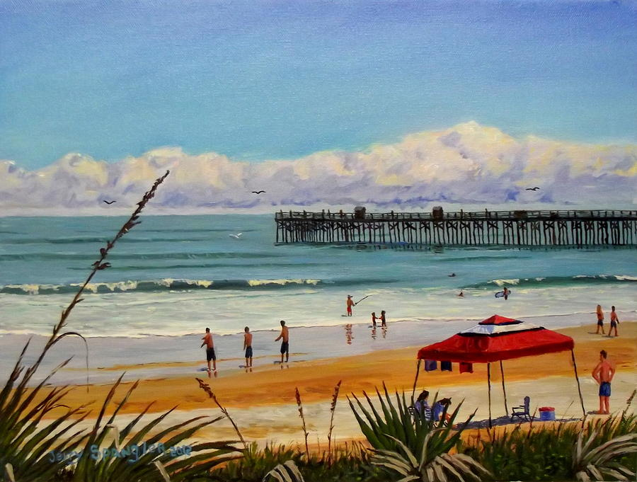 Flagler Beach Painting