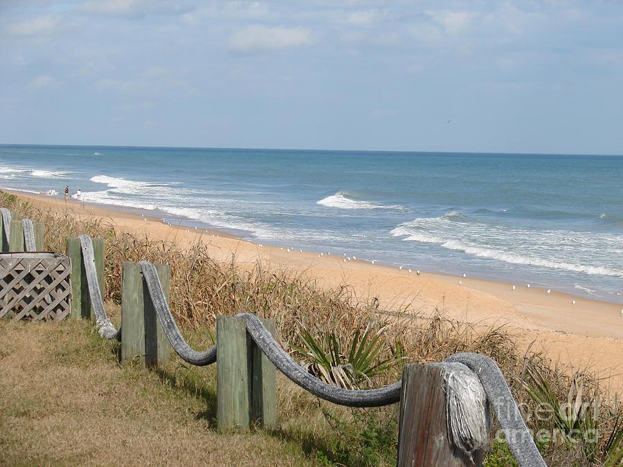 Abstract Title Flagler Beach Fl