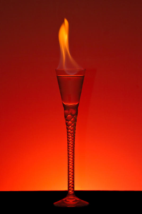 Flaming Hot Photograph  - Flaming Hot Fine Art Print