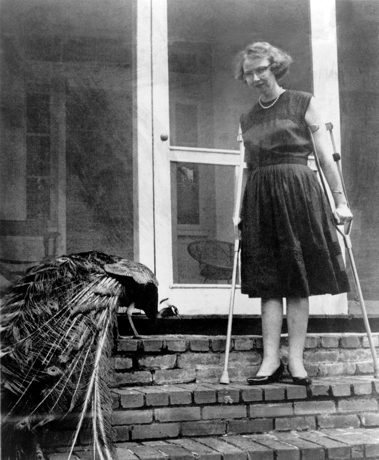 Flannery Oconnor 1925-1964, American Photograph