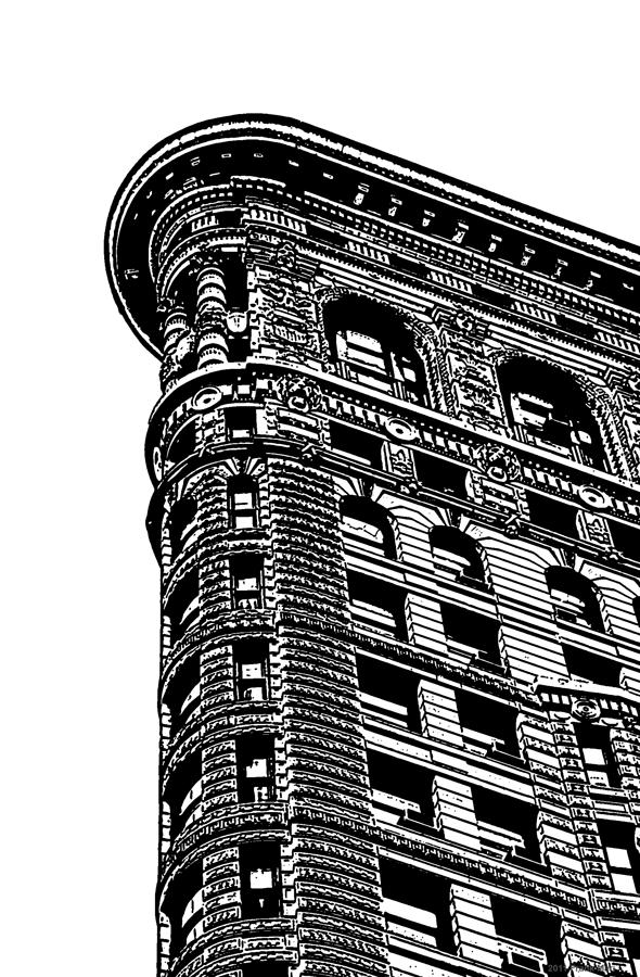 Flatiron Building 1.1 - Nyc Photograph  - Flatiron Building 1.1 - Nyc Fine Art Print