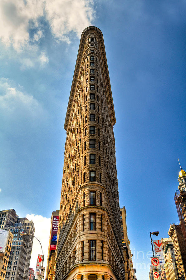 Flatiron Building Photograph